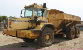 volvo haul trucks for sale 1992 volvo bm a30 haul truck item f2616 sold thursday o
