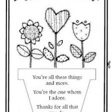 day cards for kids you re the one whom i adore kids s day cards tip junkie