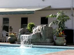 diy pool waterfall how to install a pool waterfall hgtv