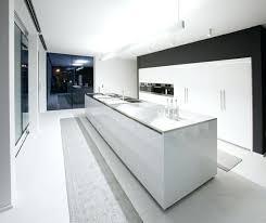 cuisine minimaliste design cuisine minimaliste design cuisine ilot central la des cuisines