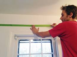 Colors For Bathroom Walls Adding Color And Trim To A Bathroom Ceiling Young House Love