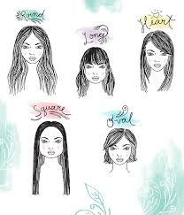hairstyles for head shapes best hairstyles for your face shape