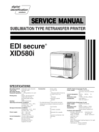 edi secure service manual electrical connector insulator