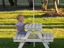 Kids Outdoor Picnic Table Awesome Miniature Wooden Picnic Bench Serving Platter Woodworking