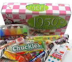 Candy Gift Basket Candy Gift Basket