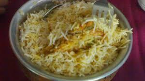 cuisiner indien riz basmati au poulet hyderabadi biryani ramadan inde