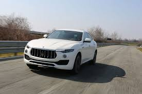 best maserati 2017 2017 maserati levante first drive review