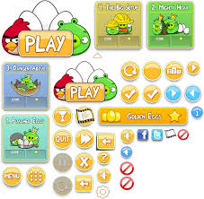 angry birds power ups google search game ui pinterest