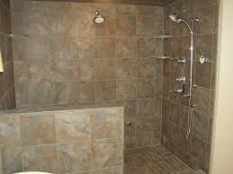 shower awesome walk in shower without door dimensions walk in