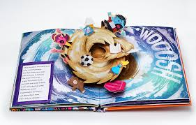what a mess a pop up book of misadventure by keith allen