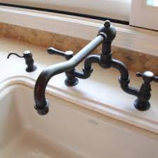 kitchen faucets rubbed bronze photos hgtv