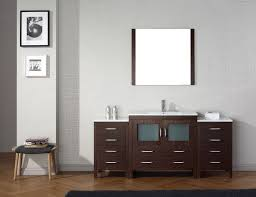 72 Inch Single Sink Bathroom Vanity Virtu Usa 72 Inch Dior Bathroom Vanity Espresso New Bathroom Style