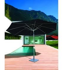 Tilting Patio Umbrella by Best Selection Tilt Patio Umbrellas Large Galtech 8x11 U0027 Oval