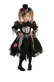 Halloween Costumes Toddler Girls Toddler Skeleton Costume Toddler Girls Dead