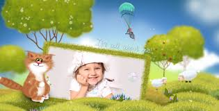 kids photo album summer kids album family slideshow by fixlow videohive