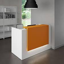 comptoir de bureau comptoir et bureau d 39 accueil design et moderne