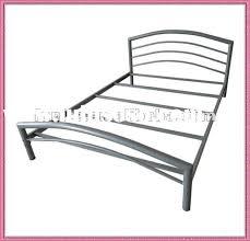 full size metal bed frame full size metal bed frame walmart king