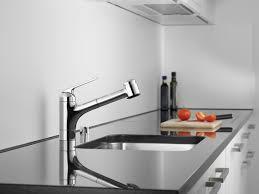 Kwc Domo Kitchen Faucet by Kwc Domo Mitigeur à Levier Bec Fixe Robinetterie Pour Lavabo De