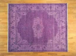 Purple And Grey Area Rugs Purple Rug Grey And Purple Area Rug Mauve Area Rug Modern