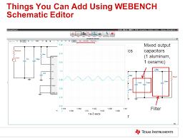 35 Things You Can Design - webench power designer howard chen applications engineer march 22
