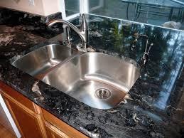 Latitude Countertops Blog - Kitchen sink titanium