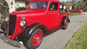 Checkered Flag Auto Sales Lakeland Fl 1935 Ford Pickup Classics For Sale Classics On Autotrader