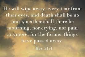 Scriptures Of Comfort In Death 7 Inspiring Bible Verses From The Book Of Revelation