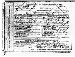 distinctive birth certificate application nyc birth registration