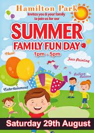 Family Day Invitation Card Summer Family Fun Day U0026 News Hamilton Park Care Facility