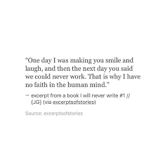 No Meme Tumblr - sad love quotes first submission submit your own story in the