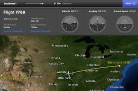South West Flights by What Southwest U0027s Flight Tracker Reminds Us About Tracking Behavior