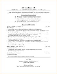 Job Application Resume Format Pdf First Job Resume Examples Pdf Augustais