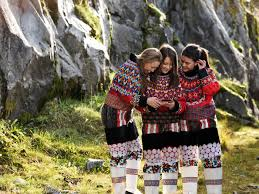 traditional dress of greenland famous for its beauty visit