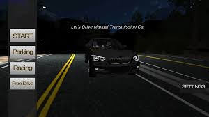 manual car driving android apps on google play