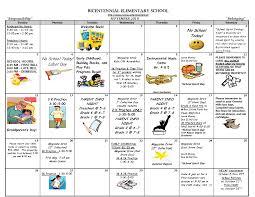 10 best images of preschool planning calendar template preschool