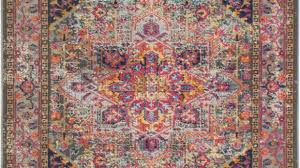 Modern Rugs Reviews Modern Geometric Design Multi Color Soft Indoor Area Rug 7 10 X
