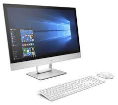 ordinateur de bureau tout en un comparatif hp présente 3 nouveaux tout en un pavilion à partir de 799