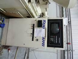 krauss maffei km90 210b plastic injection moulding machine
