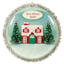 new home ornament keepsake ornaments hallmark