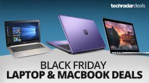 best black friday laptop deals amazon the best laptop and macbook deals on black friday 2016 techradar