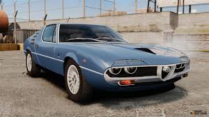 alfa romeo classic gta 1970 alfa romeo montreal for gta 4