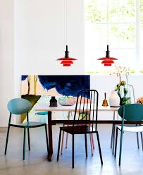 Memphis Modern Simple Dining Room Interior Design Trends To Watch For In 2017 Interiorzine