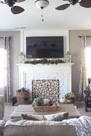 nonworking 12 ideas for decorating a nonworking fireplace decorating