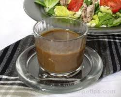 balsamic and mustard dressing recipe recipetips com