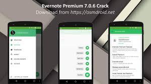 evernote premium apk evernote premium plus 7 0 6 cracked modded apk android