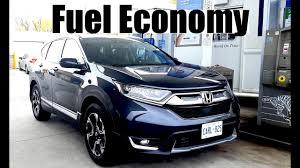 honda crv fuel mileage 2018 honda cr v fuel economy mpg review fill up costs