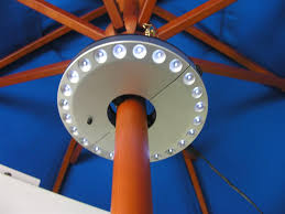 patio umbrella lights led different choice of patio umbrella