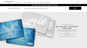 american eagle credit card review creditloan com