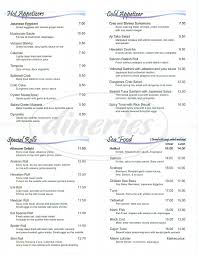Simi Valley Map O2 Sushi Restaurant Menu Simi Valley Dineries