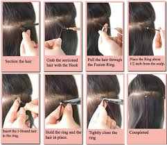 micro loop hair extensions how to remove micro loop hair extensions